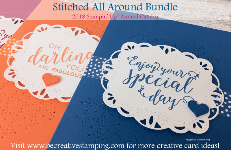 Stitched All Around Bundle 2