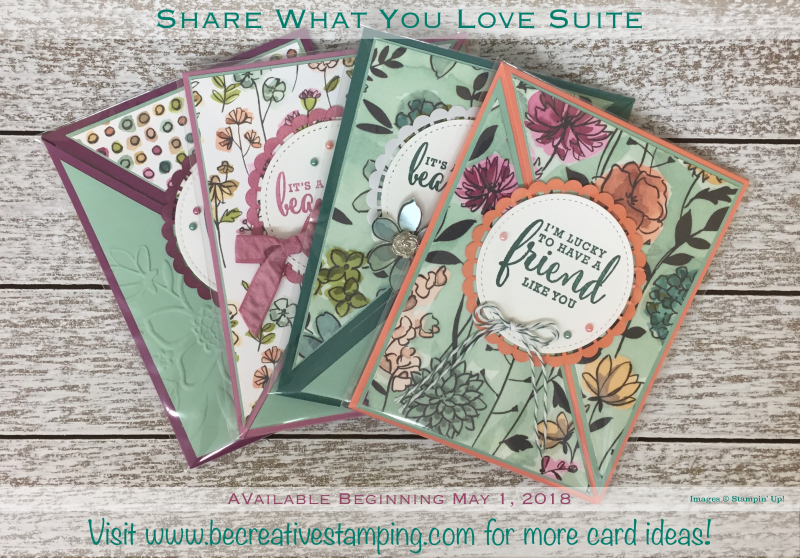 Share What You Love Suite-Project #1B
