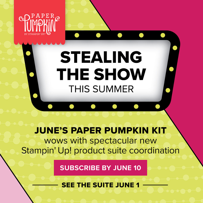 Paper Pumpkin June Promotion