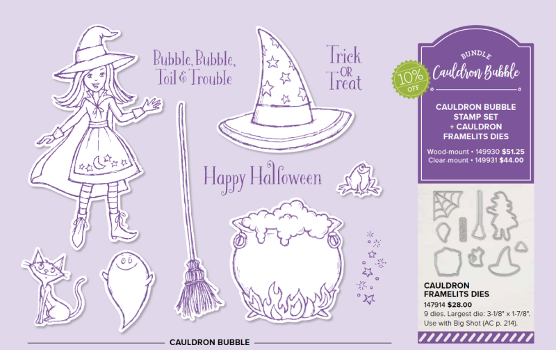 Cauldron Bubble Bundle