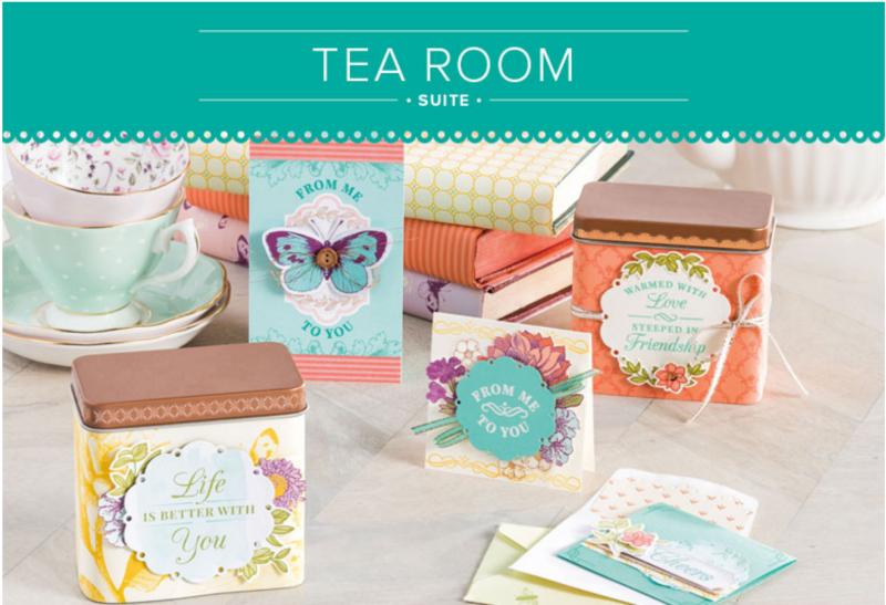 Tea Room Suite