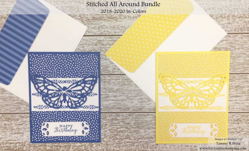 Stitched All Around Bundle and 2018-2020 In Colors 3