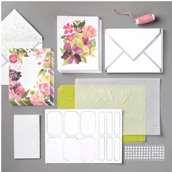 Blissful Blooms Paper Pumpkin Kit