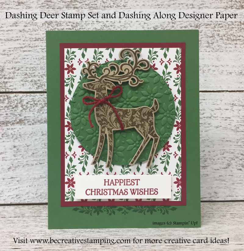 Dashing Deer Promotion 1