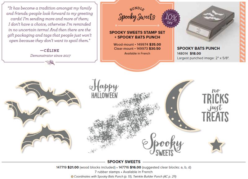 Spooky Sweets Bundle