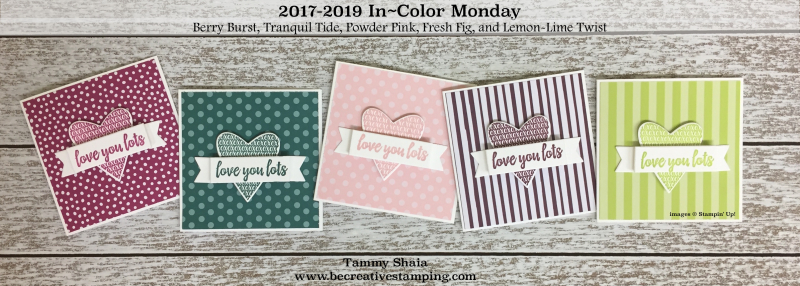 2017-19 In Color Monday 1