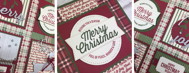 Festive Farmhouse Christmas Sampler