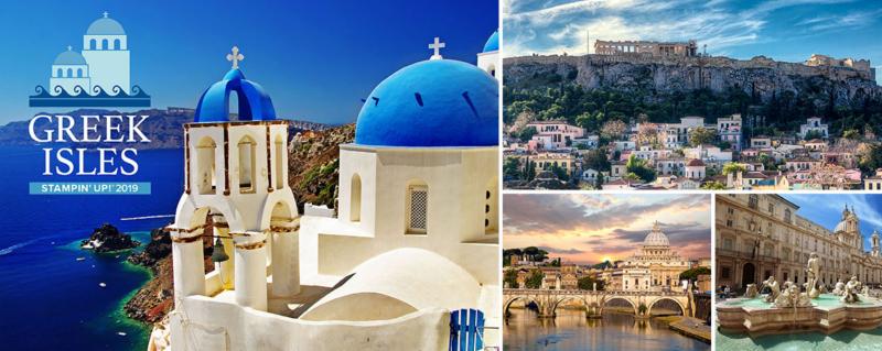 Greece Incentive Trip Achiever