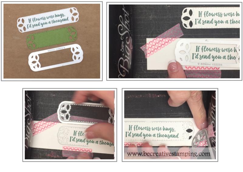 Stitched Labels Framelits Dies