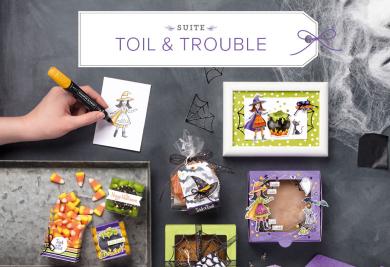 Toil & Trouble Suite