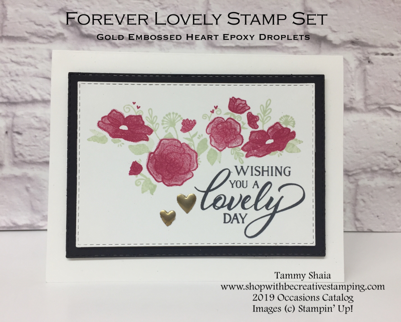 Forever Lovely Card
