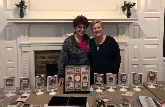 Festive Farmhouse Sampler & Card Class2
