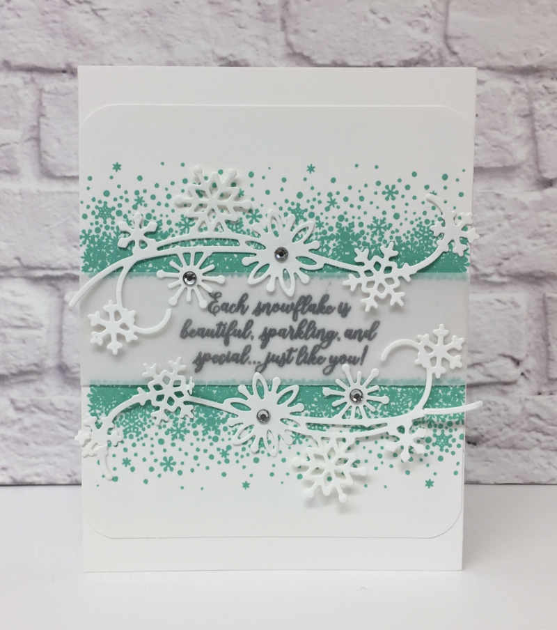 Snow is Glistening Stamp Set 2