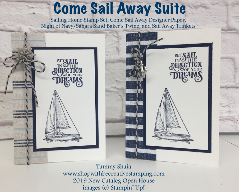 Come Sail Away Suite