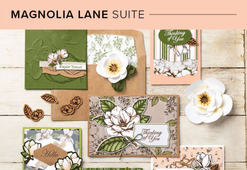 Magnolia Lane Suite by SU