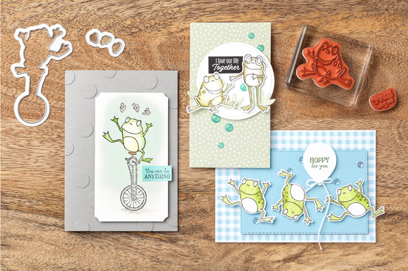 So Hoppy Together Stamp Set