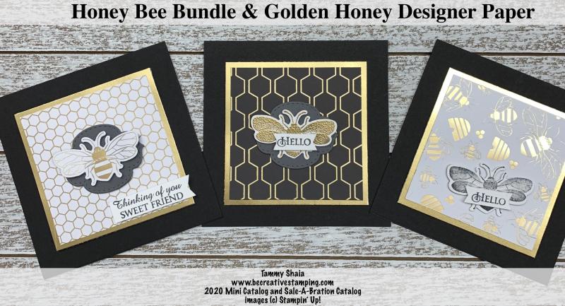 Honey Bee Bundle Cards 4