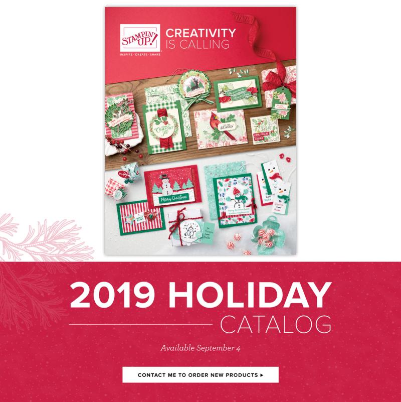 2019 Holiday Catalog Image