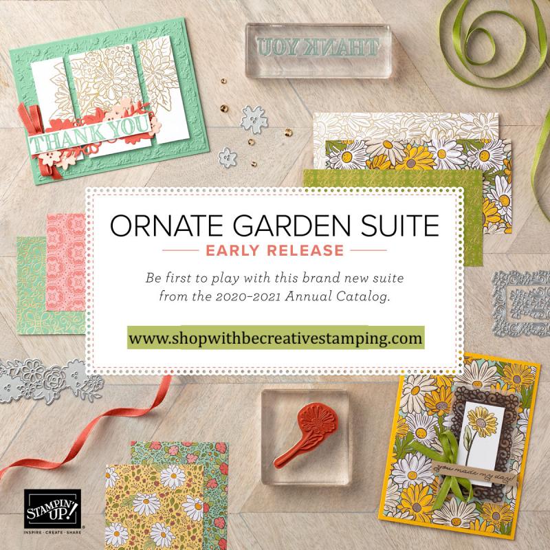 Ornate Garden Graphic