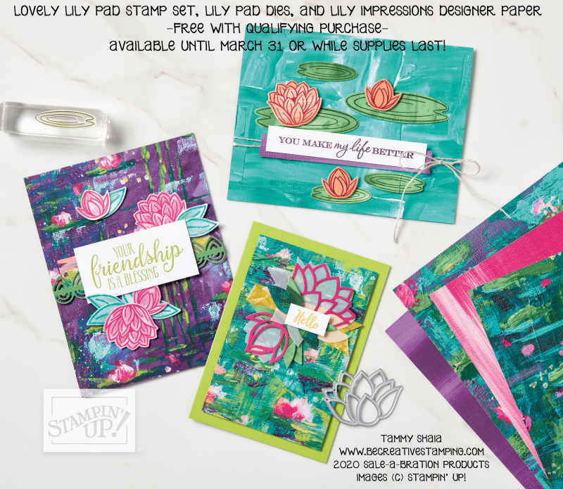 Lovely Lily Pad Products