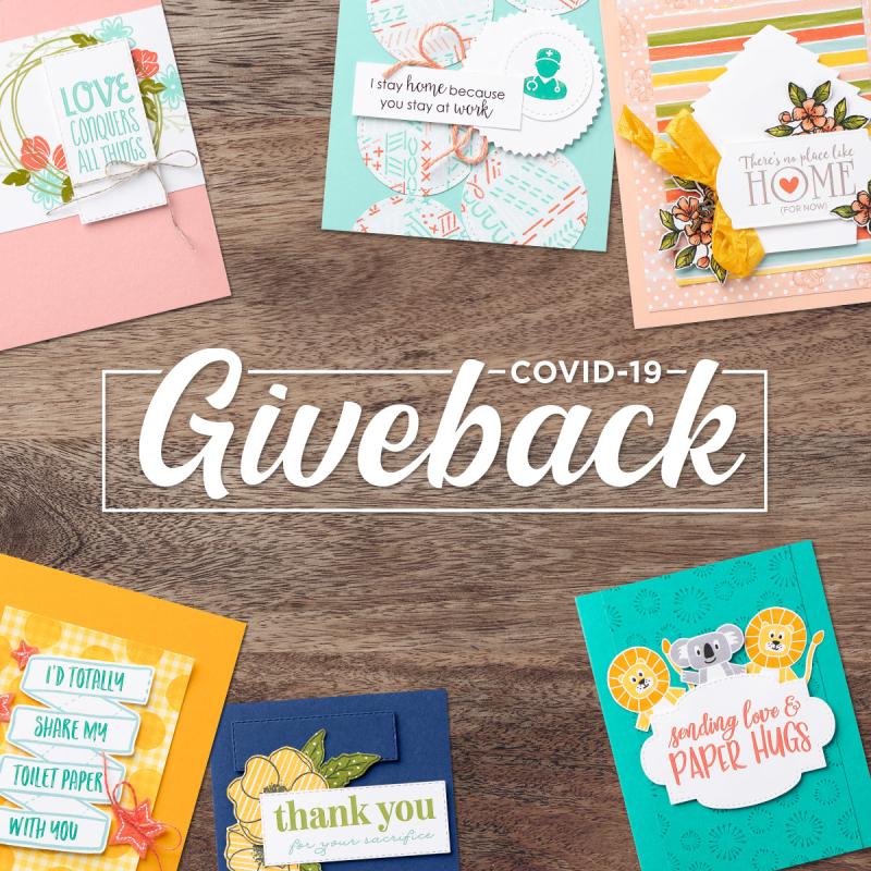 Covid-19 Giveback