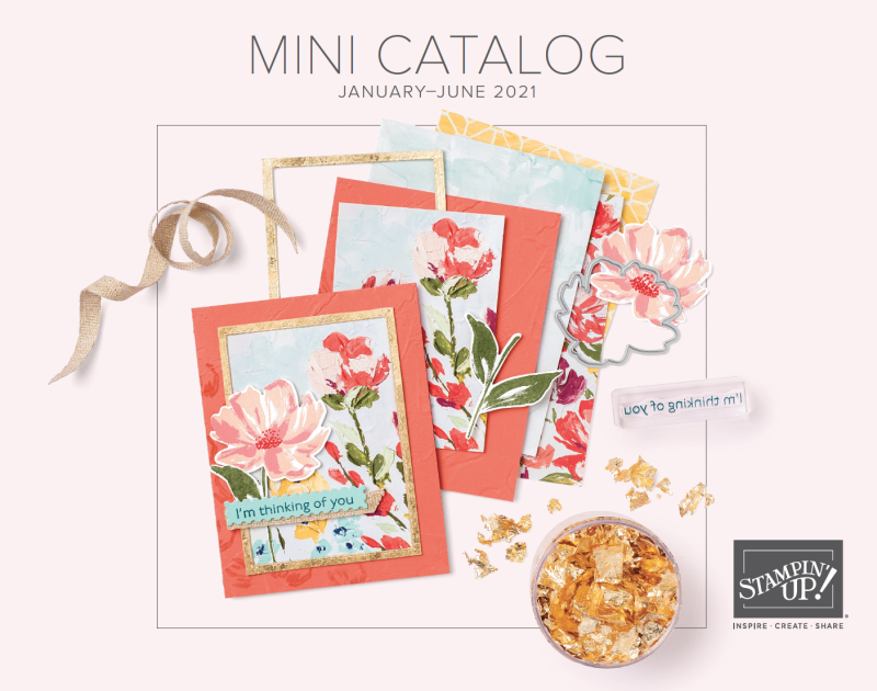 2021 SU January-June Mini Catalog