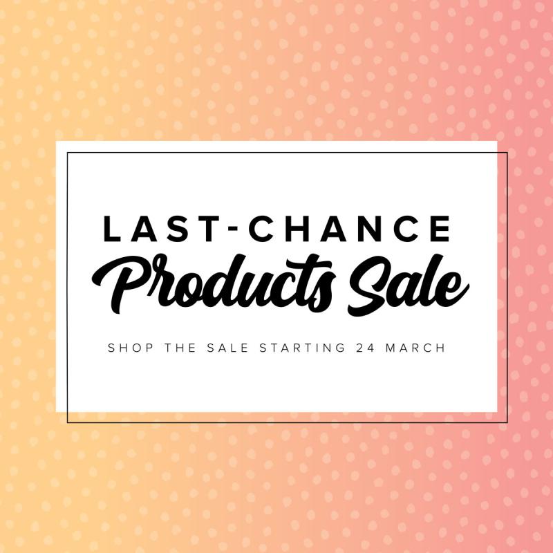 Last Chance Promotion