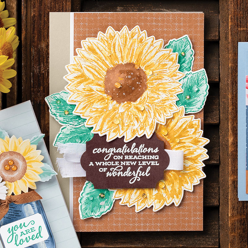 Celebrate Sunflowers Bundle