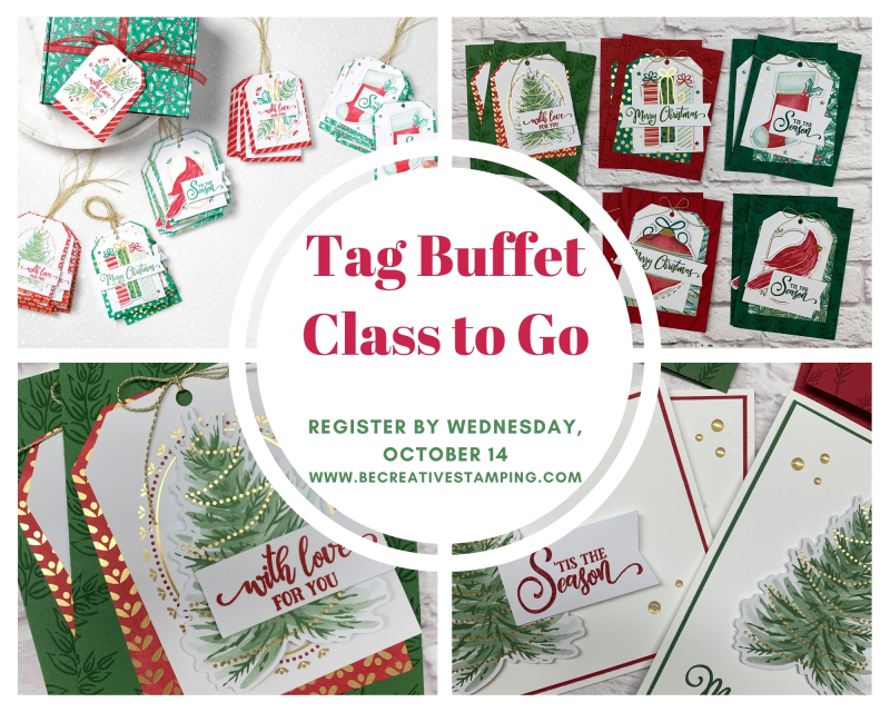 Tag Buffet Class graphic