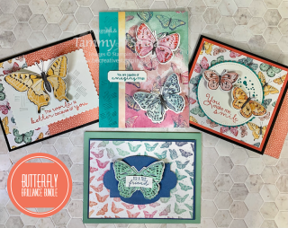 Butterfly Brilliance Cards