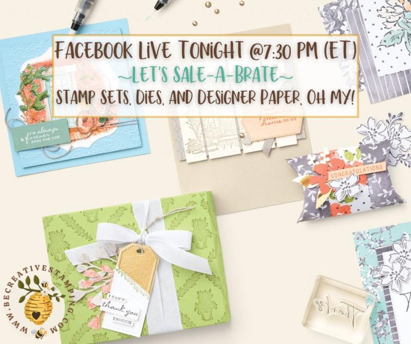 FB Live Tonight 9 22