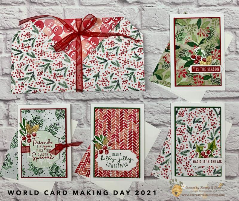 World Card Making Day 2021