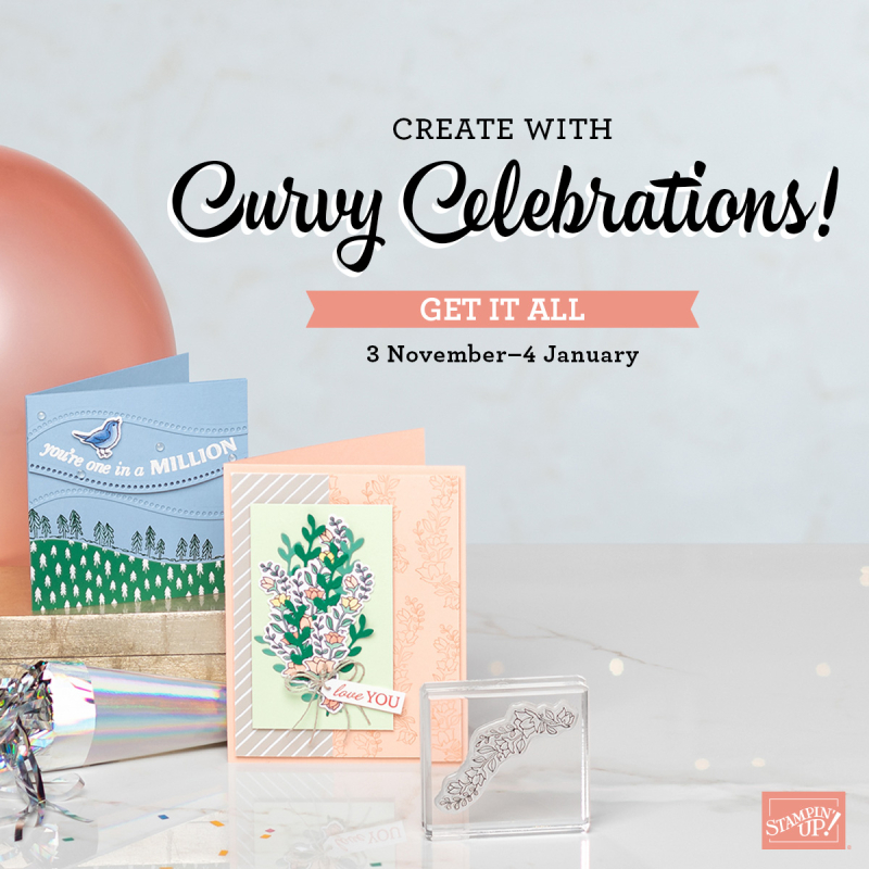 Curvy Celebrations graphic