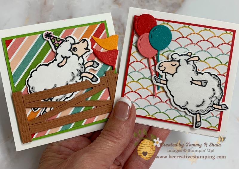 Counting Sheep & Sheep Dies #3